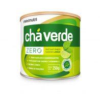 Chá Verde Solúvel Limão Zero