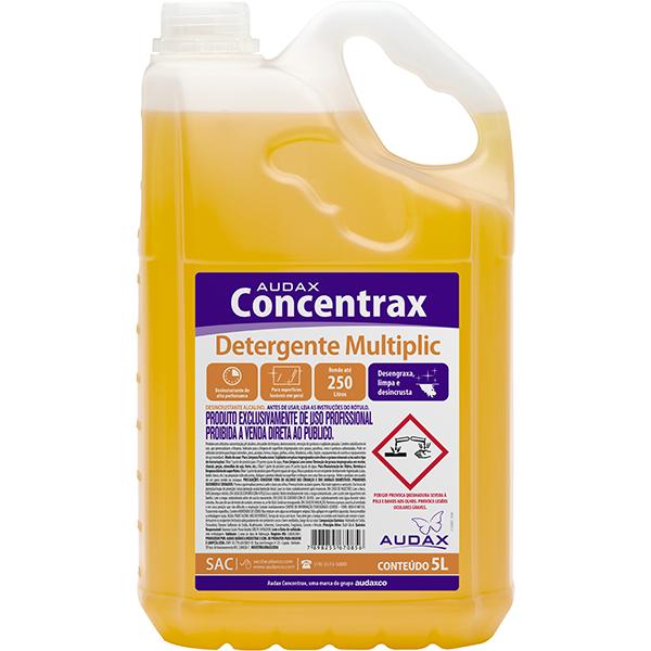 Concentrax Detergente Multiplic