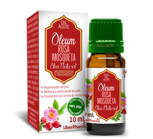 OLEUM ROSA MOSQUETA NATURAL FR. 10 ML