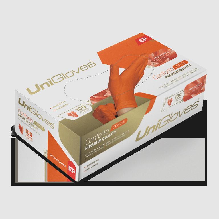 Conforto Orange Premium Quality