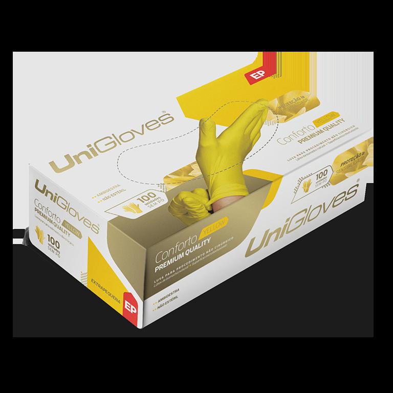 Conforto Yellow Premium Quality